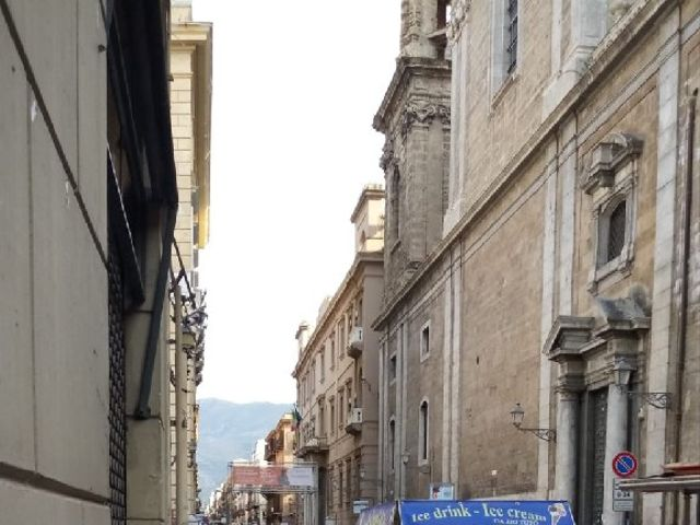 Il matrimonio di Giuseppe e Anna a Palermo, Palermo 1