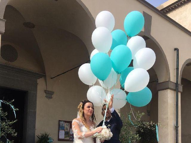 Il matrimonio di Enzo e Giulia a Montopoli in Val d'Arno, Pisa 5