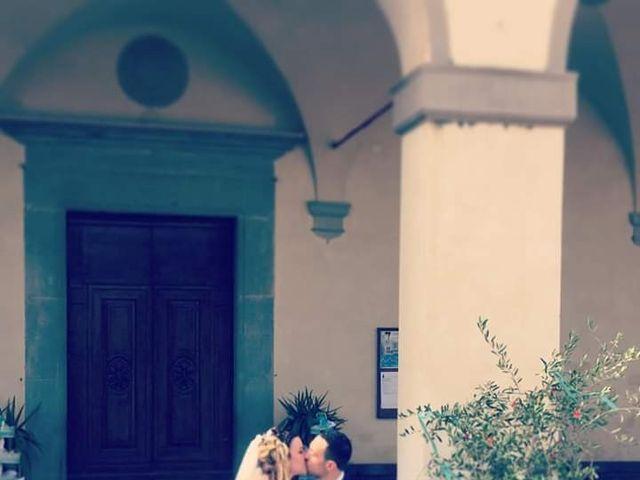 Il matrimonio di Enzo e Giulia a Montopoli in Val d'Arno, Pisa 7