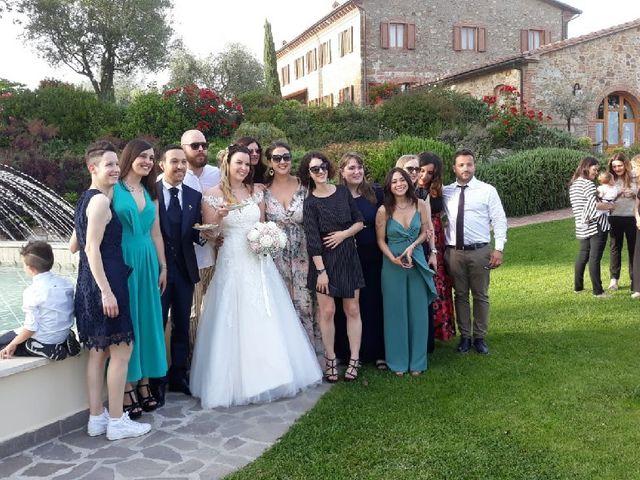 Il matrimonio di Enzo e Giulia a Montopoli in Val d'Arno, Pisa 2