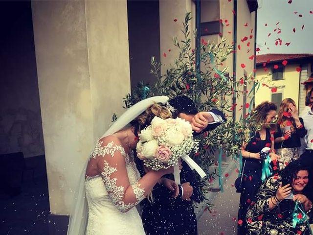 Il matrimonio di Enzo e Giulia a Montopoli in Val d'Arno, Pisa 1
