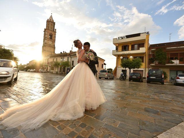 Il matrimonio di Kristian  e Ilona  a Roseto degli Abruzzi, Teramo 1