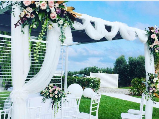 Il matrimonio di Kristian  e Ilona  a Roseto degli Abruzzi, Teramo 5