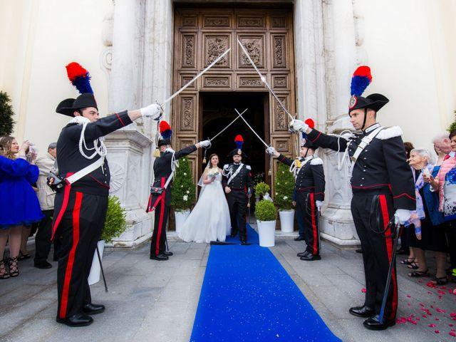 Il matrimonio di Nicola e Genoveffa a Solofra, Avellino 39