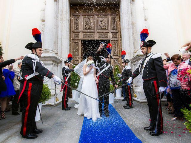 Il matrimonio di Nicola e Genoveffa a Solofra, Avellino 40