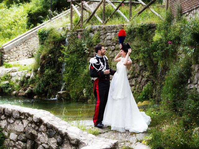 Il matrimonio di Nicola e Genoveffa a Solofra, Avellino 41