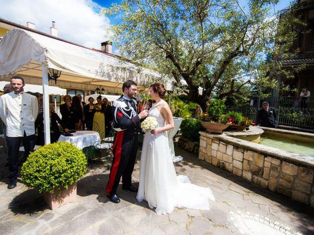 Il matrimonio di Nicola e Genoveffa a Solofra, Avellino 43