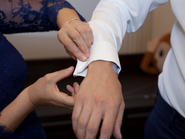 Il matrimonio di Marco e Martina a Briosco, Monza e Brianza 3