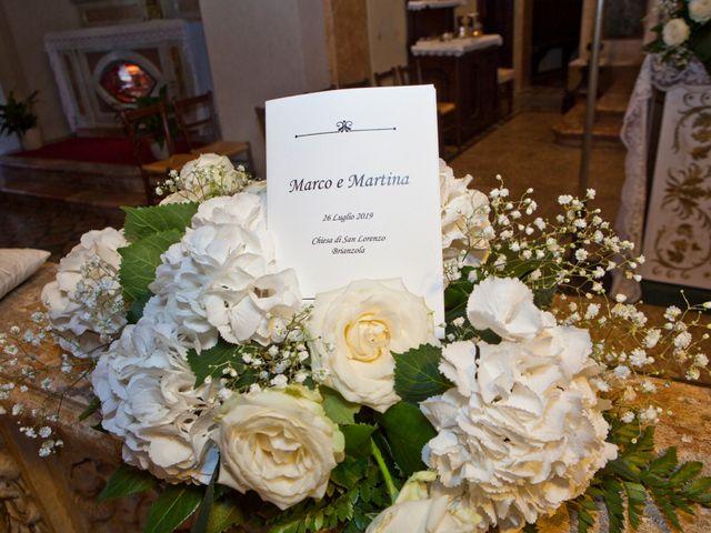 Il matrimonio di Marco e Martina a Briosco, Monza e Brianza 7