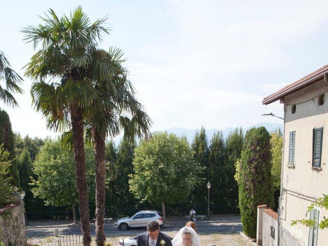 Il matrimonio di Marco e Martina a Briosco, Monza e Brianza 8