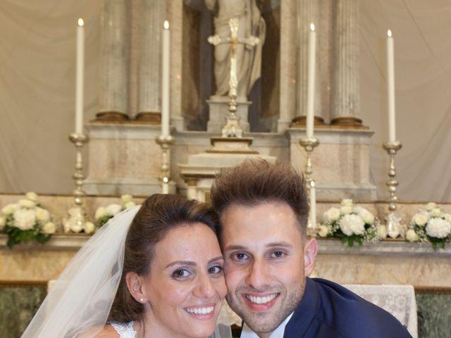 Il matrimonio di Marco e Martina a Briosco, Monza e Brianza 10