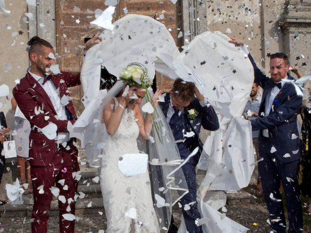 Il matrimonio di Marco e Martina a Briosco, Monza e Brianza 11