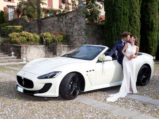 Il matrimonio di Marco e Martina a Briosco, Monza e Brianza 13