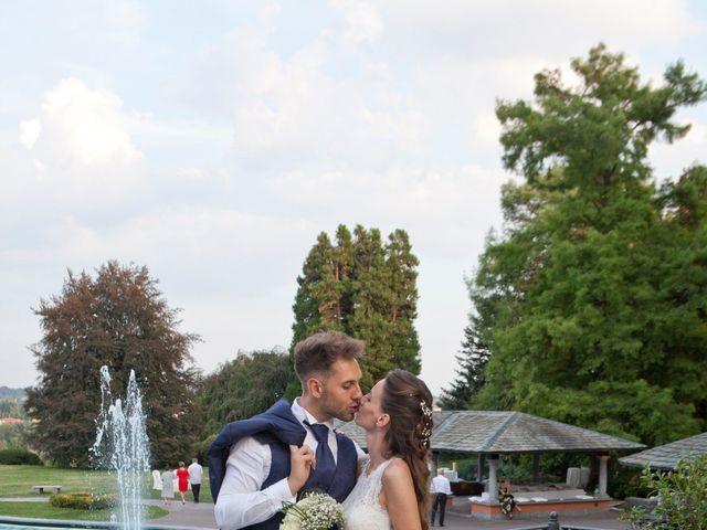 Il matrimonio di Marco e Martina a Briosco, Monza e Brianza 1