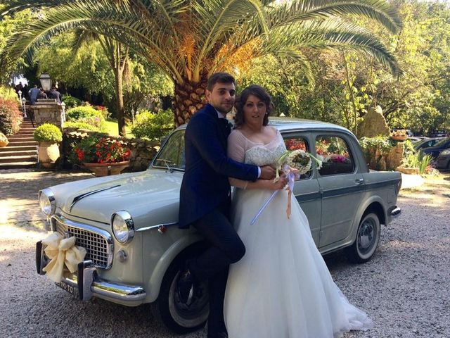 Il matrimonio di Angelica e Pietro a Bellona, Caserta 17