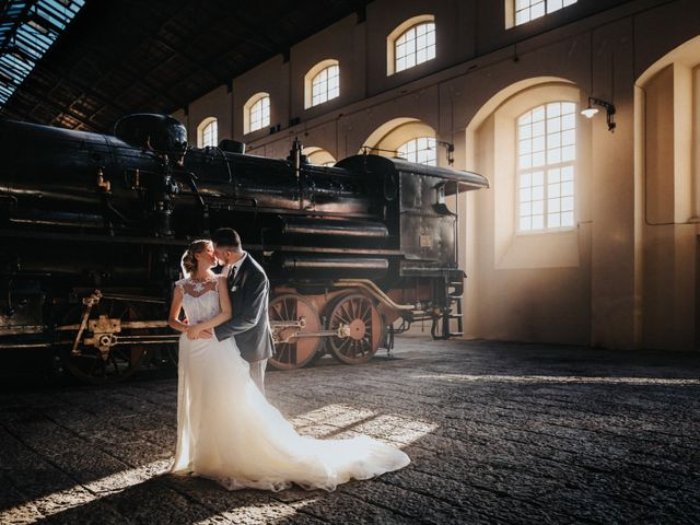 Le nozze di Andrea e Veronica
