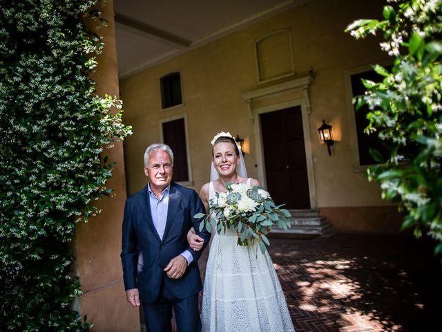Il matrimonio di Matteo e Federica a Sacile, Pordenone 34