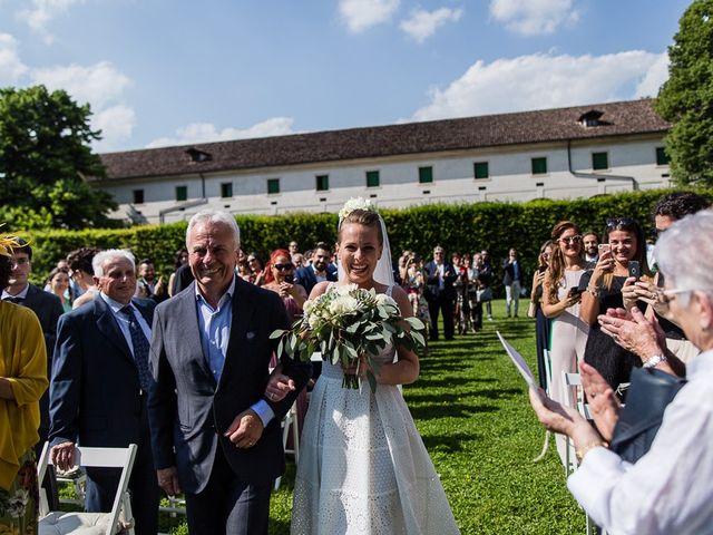 Il matrimonio di Matteo e Federica a Sacile, Pordenone 35