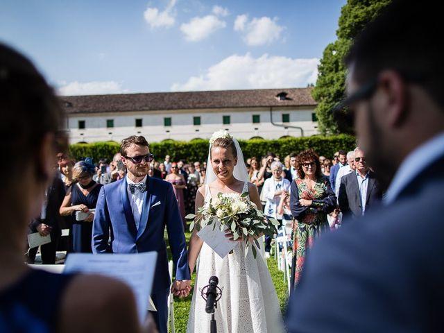 Il matrimonio di Matteo e Federica a Sacile, Pordenone 36