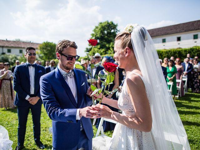 Il matrimonio di Matteo e Federica a Sacile, Pordenone 37