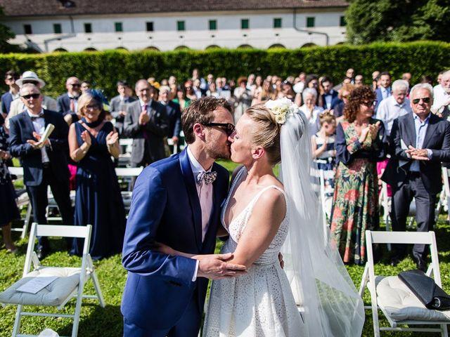 Il matrimonio di Matteo e Federica a Sacile, Pordenone 39