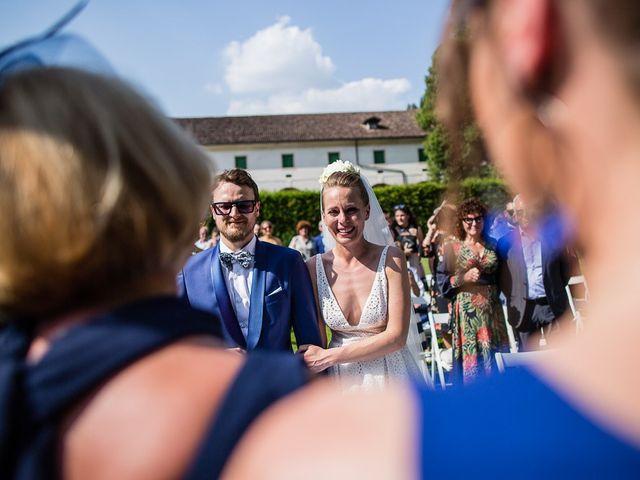 Il matrimonio di Matteo e Federica a Sacile, Pordenone 41