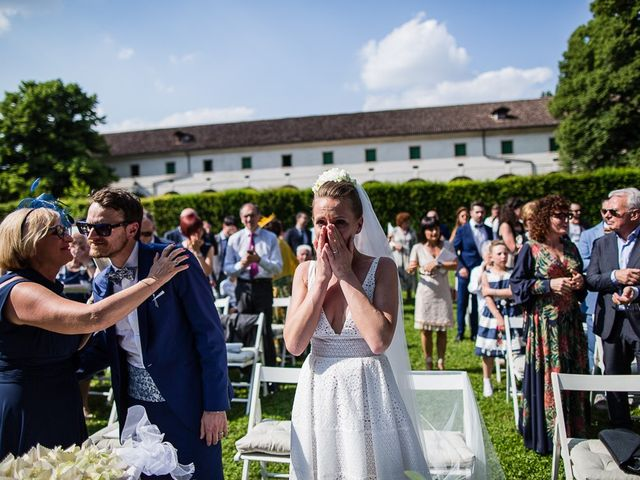 Il matrimonio di Matteo e Federica a Sacile, Pordenone 42
