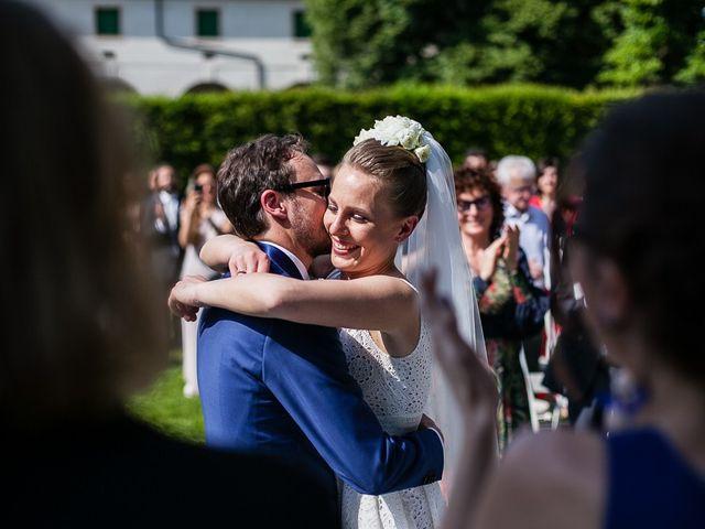 Il matrimonio di Matteo e Federica a Sacile, Pordenone 43