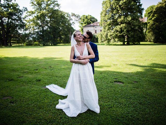 Il matrimonio di Matteo e Federica a Sacile, Pordenone 49