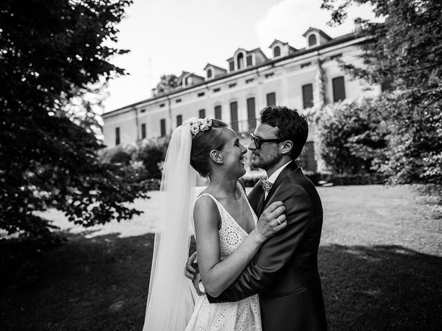 Il matrimonio di Matteo e Federica a Sacile, Pordenone 53