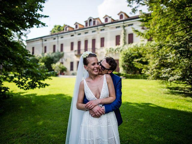 Il matrimonio di Matteo e Federica a Sacile, Pordenone 57