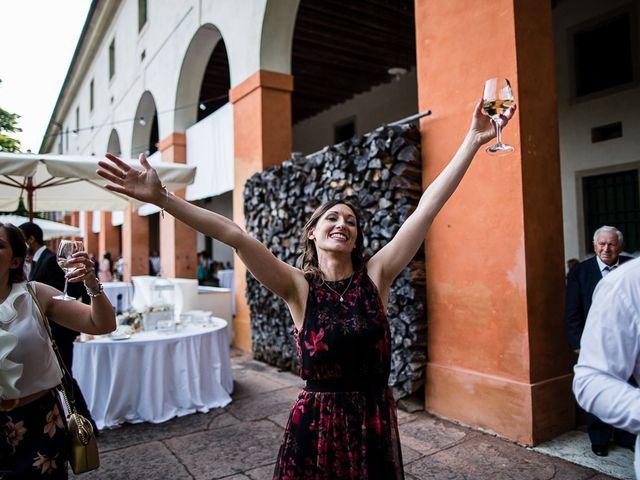 Il matrimonio di Matteo e Federica a Sacile, Pordenone 70