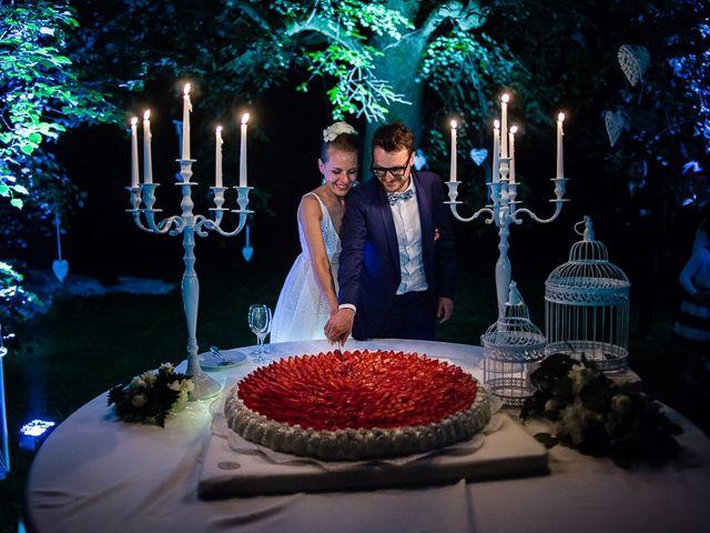 Il matrimonio di Matteo e Federica a Sacile, Pordenone 93