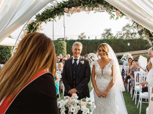Il matrimonio di Federica e Marco a Sperlonga, Latina 18