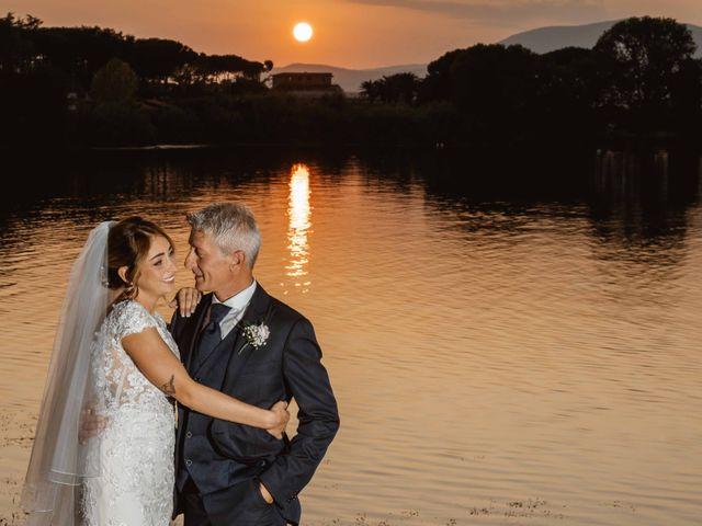 Il matrimonio di Federica e Marco a Sperlonga, Latina 23