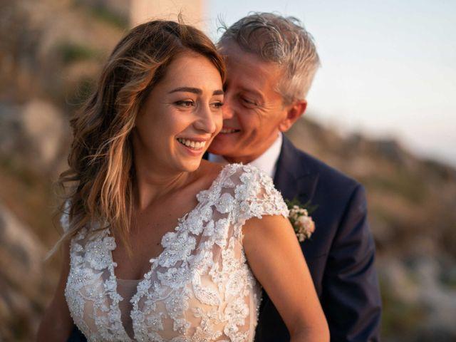 Il matrimonio di Federica e Marco a Sperlonga, Latina 49