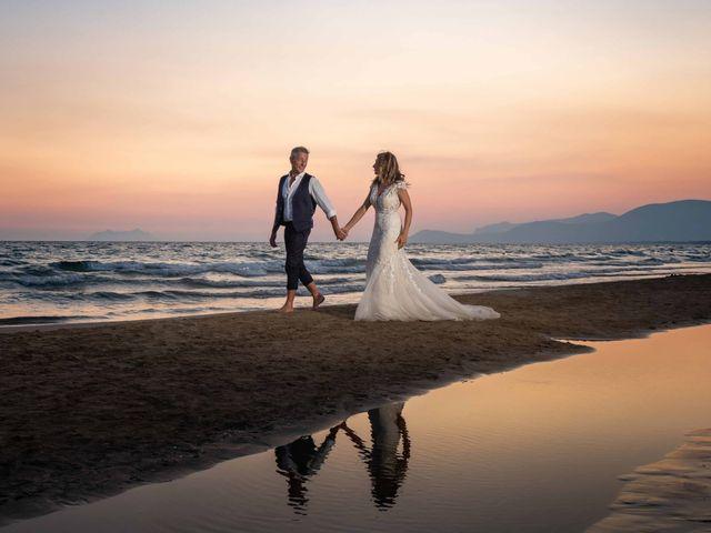 Il matrimonio di Federica e Marco a Sperlonga, Latina 53