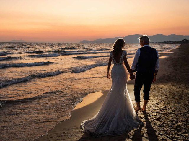 Il matrimonio di Federica e Marco a Sperlonga, Latina 54