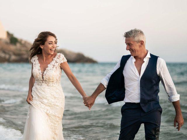 Il matrimonio di Federica e Marco a Sperlonga, Latina 55