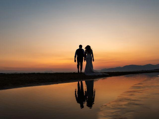 Il matrimonio di Federica e Marco a Sperlonga, Latina 57