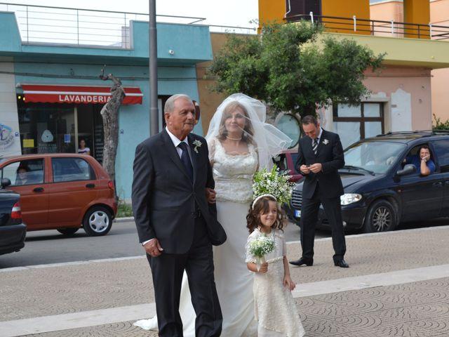 Il matrimonio di Catia e Salvatore  a San Pietro Vernotico, Brindisi 1
