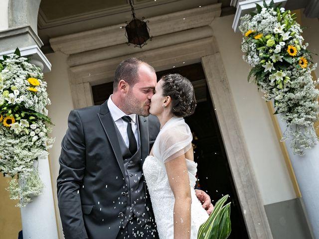 Il matrimonio di Mirko e Sara a Verdello, Bergamo 7