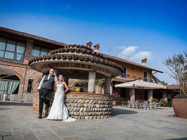 Il matrimonio di Mirko e Sara a Verdello, Bergamo 10
