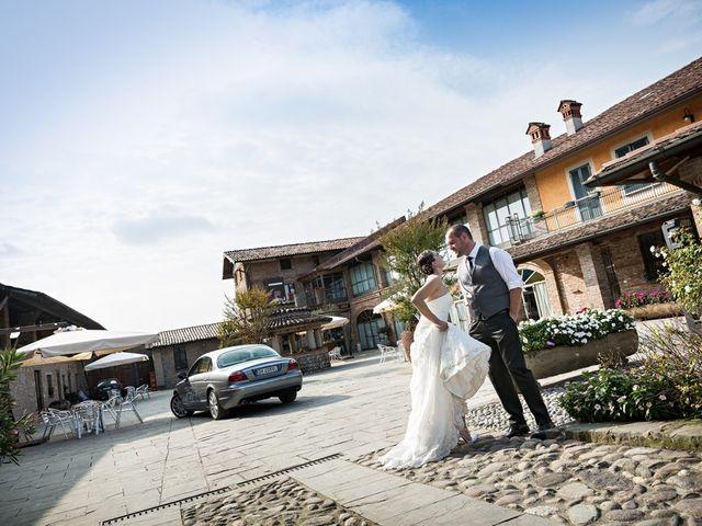 Il matrimonio di Mirko e Sara a Verdello, Bergamo 11