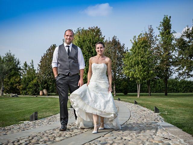 Il matrimonio di Mirko e Sara a Verdello, Bergamo 12