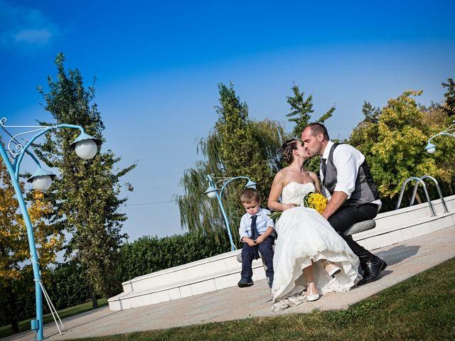 Il matrimonio di Mirko e Sara a Verdello, Bergamo 13