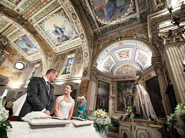 Il matrimonio di Mirko e Sara a Verdello, Bergamo 15