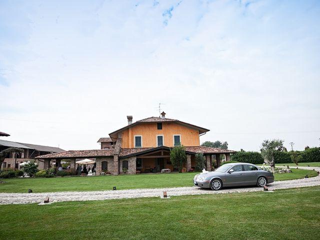 Il matrimonio di Mirko e Sara a Verdello, Bergamo 17
