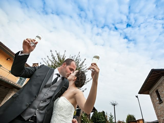 Il matrimonio di Mirko e Sara a Verdello, Bergamo 23
