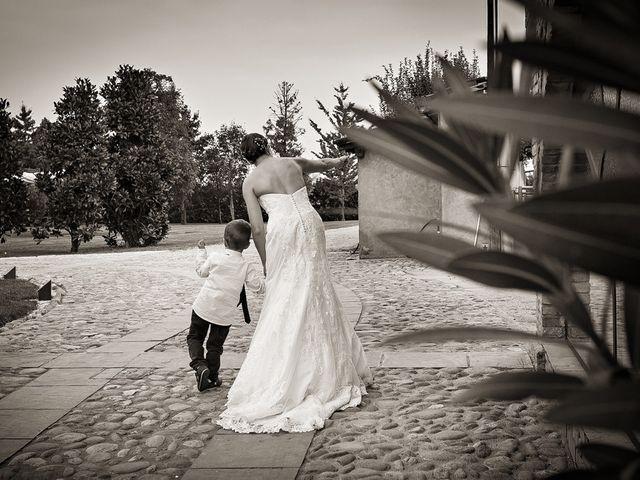 Il matrimonio di Mirko e Sara a Verdello, Bergamo 25